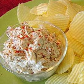 Bacon and Horseradish Dip