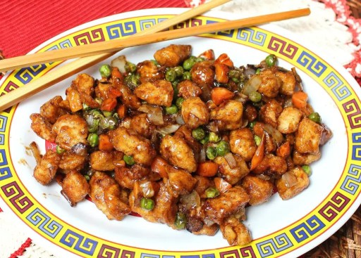 Chinese chicken with black pepper sauce chinese chicken with black pepper sauce forumfinder Gallery