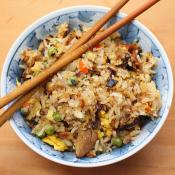 Chinese Duck Fried Rice