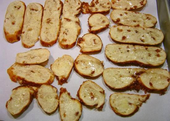 Basted Sweet Bagel Chips