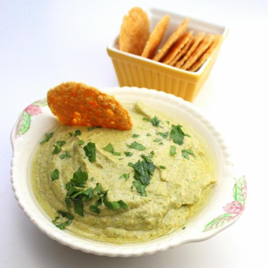 Zucchini Hummus