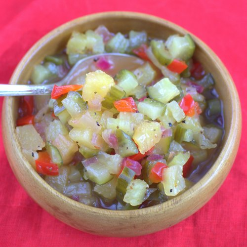 Fresh Hawaiian Relish