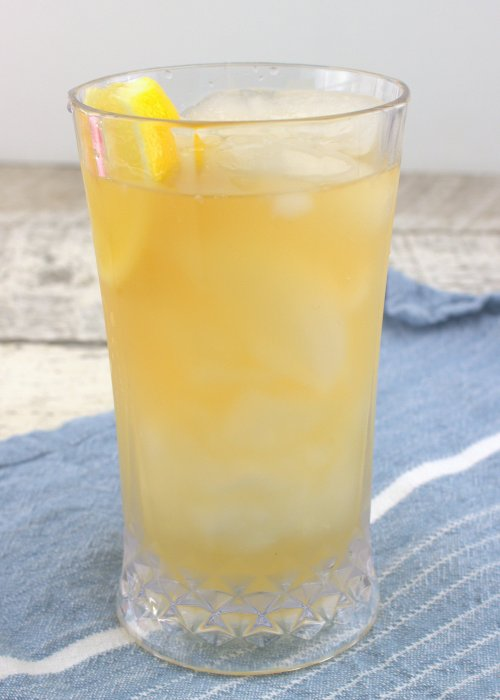 White Peach Tea Lemonade