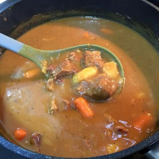 Thickening Stew