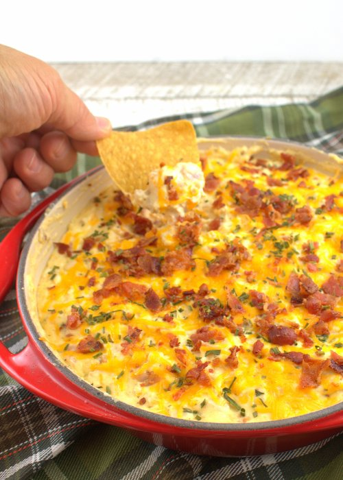Crack Chicken Dip