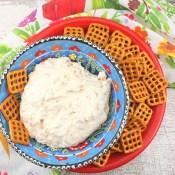 Savory Bacon and Horseradish Dip