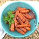 Cranberry Glazed Carrots