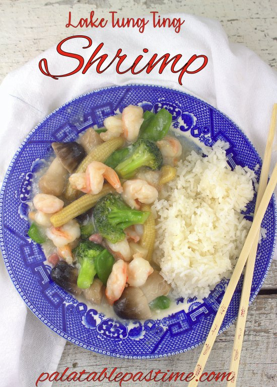 Lake Tung Ting Shrimp
