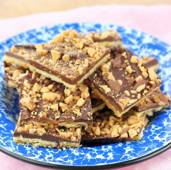 Christmas Crack (Saltine Toffee)