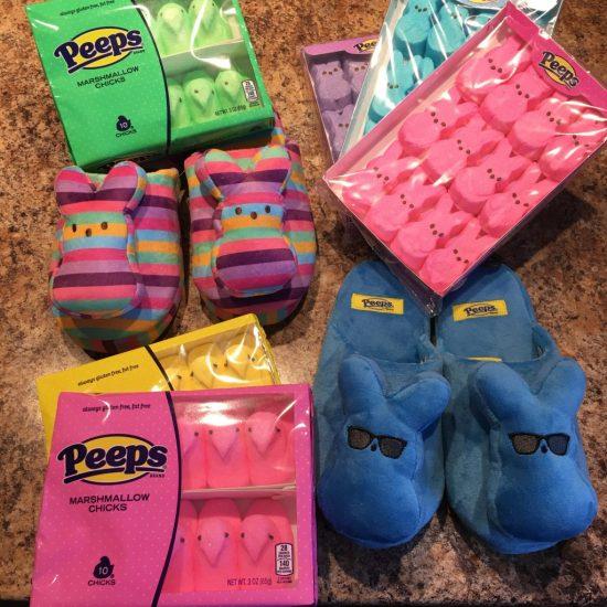 peeps merchandise