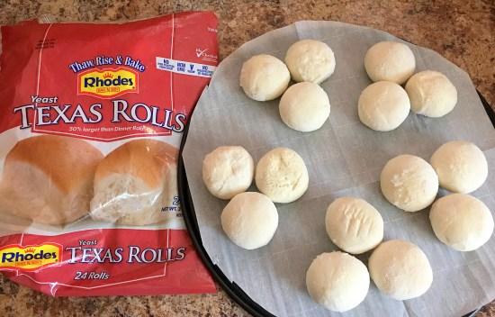Rhodes Texas Rolls