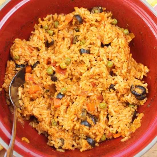 Sofrito Rice