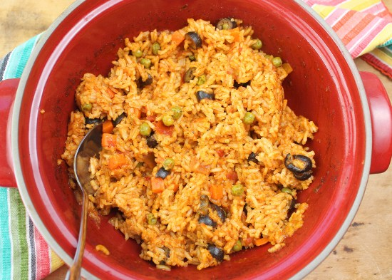 Sofrito Rice