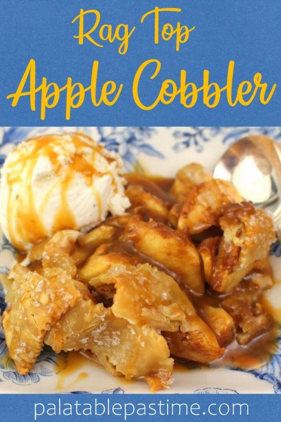 RagTop Apple Cobbler
