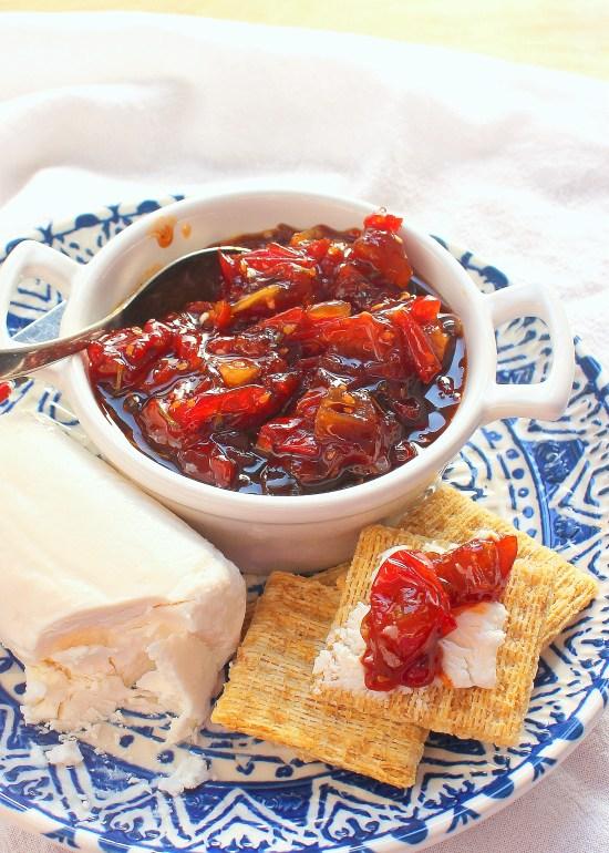 Tomato Pepper Jam