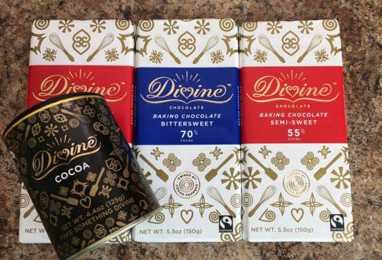 divine chocolate assortment