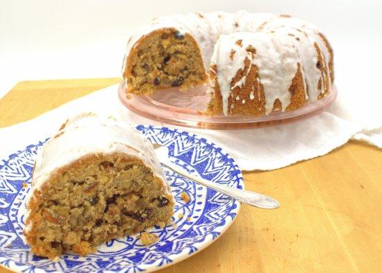 Applejack Bundt Cake