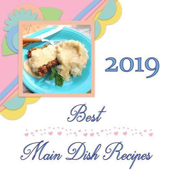 Best Main Dish Recipes 2019