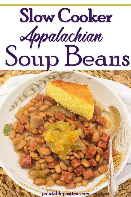 Appalachian Soup Beans