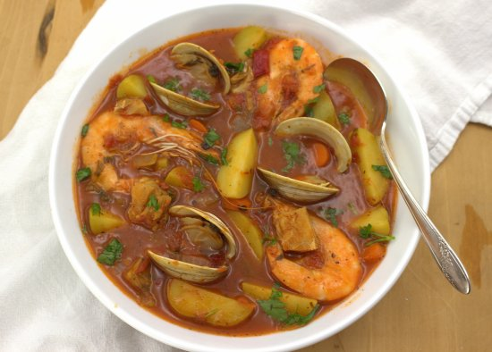 Baccala Soup