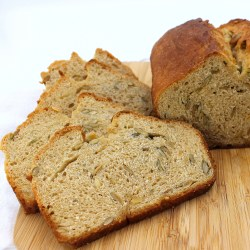 Sprouted Pepita Wheat Bread