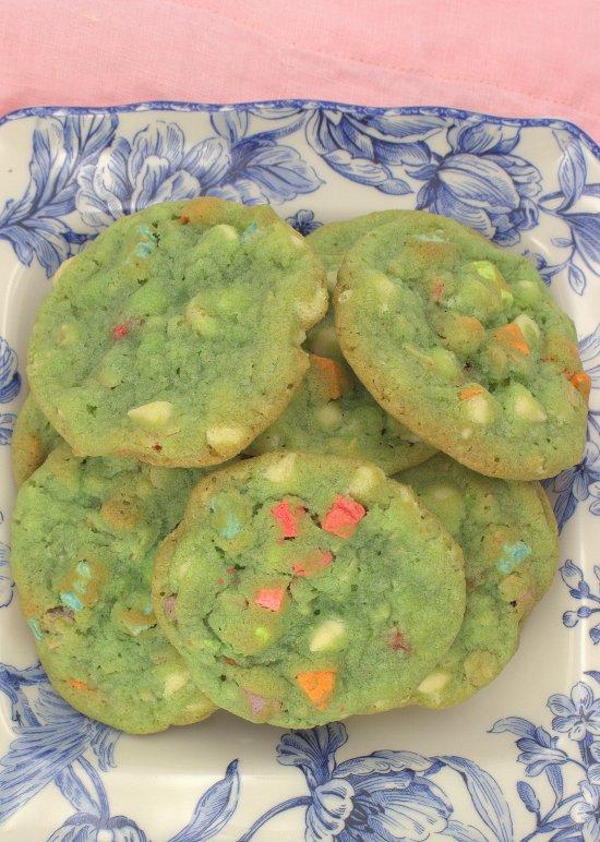 Leprechaun Charms Cookies