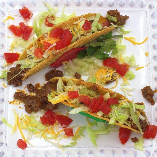 Instant Pot Beef Tacos