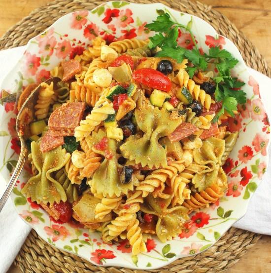 DIY Gia Russa Pasta Salad