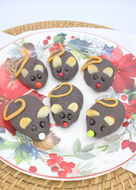 ChristmasMouse Shortbread