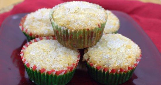 Sugarplum Muffins