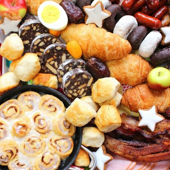 Breakfast Charcuterie