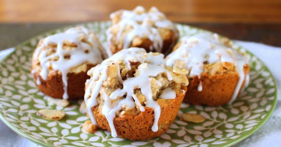 Honey Bunches of Oaty Muffins