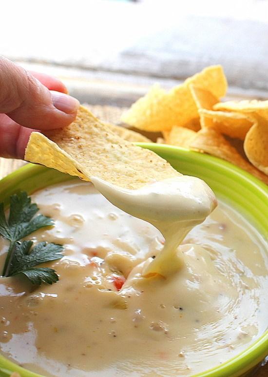 Mexican Queso Dip
