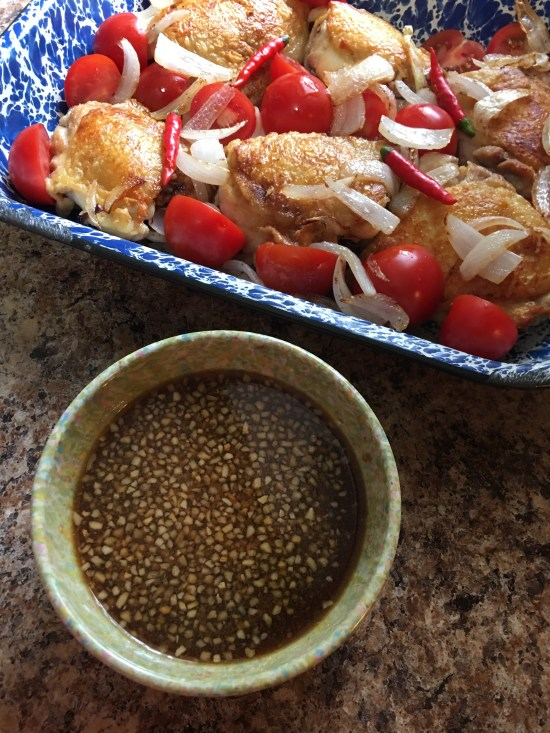 Easy Thai Cooking Sauce