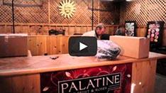 Receiving Palatine Rose