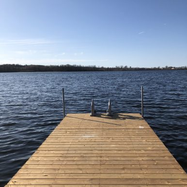 End of the Dock