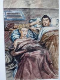 Parrondo e Tomasín no cárcere mario-granell