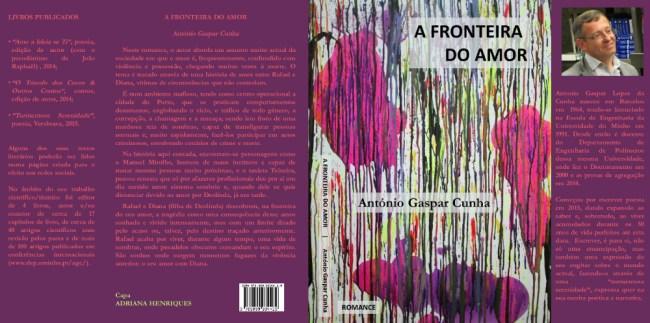 António Gaspar Cunha A Fronteira do Amor