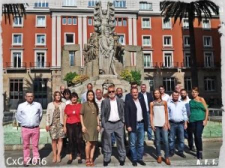 Compromiso por Galicia 2016 na Corunha, por Alfredo Ferreiro