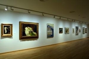 Sala do Museu Maricel