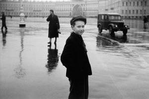 Michals. Boy in Leningrad, 1958