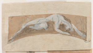 Rodin_Ombre attacher au rocher_1880