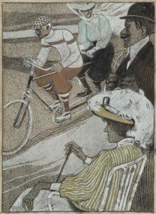 Gosé. Byciclistes, 1902