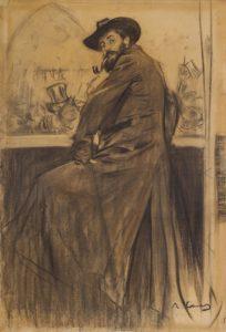 Ramon Casas, Pere Romeu, 1900
