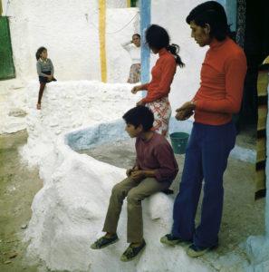 Siquier. La Chanca, Almería, 1965