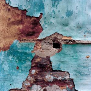 P. Siquier. Sen título (Informalismos), 1965