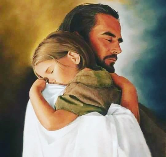 Terço do embalo no colo de Jesus