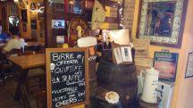 Detalhe do delicioso Pub de Nicorvo