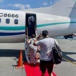 San Vicente, muling tatanggap ng mga turista galing labas