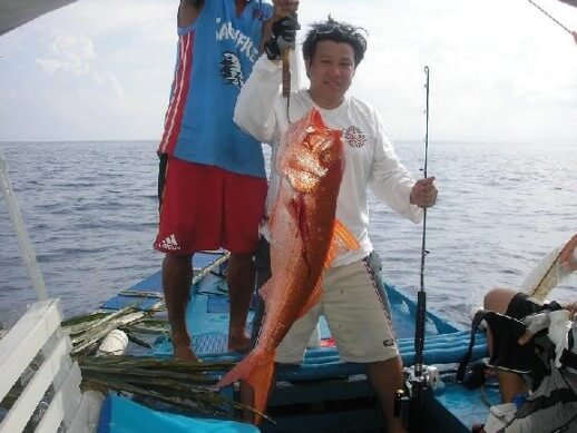 Fishing in El Nido